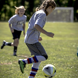 2 by Jackie Eatinger - Sports & Fitness Soccer/Association football