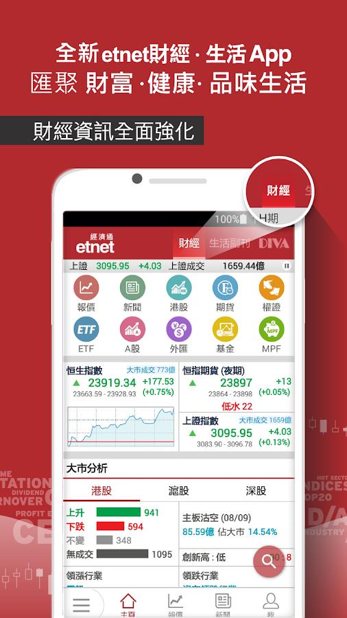 etnet 財經·生活 經濟通 - Android Apps on Google Play