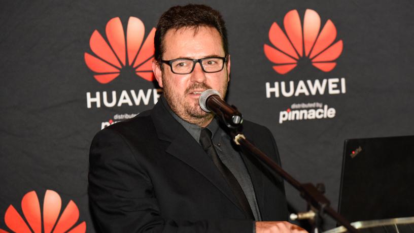 Fred Saayman, Huawei business unit executive at Pinnacle ICT.
