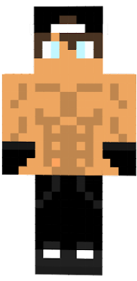 Minecraft muscle growth