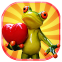 Funny Frog Live Wallpapers icon