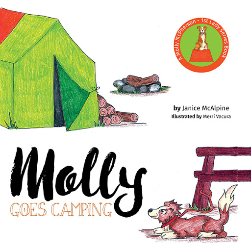 Molly Goes Camping cover