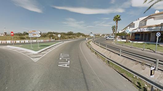 Vera solicitará a Diputación la cesión de la carretera de Villaricos