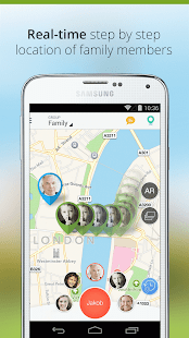 Family Locator - Phone Tracker- screenshot thumbnail