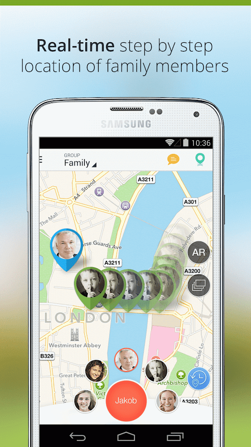 Family Locator - GPS Tracker- screenshot