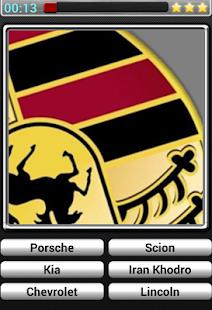 Cars Logos Quiz HD - náhled