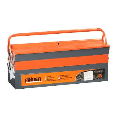 Ящик для инструментов Finder 53х20х21 см