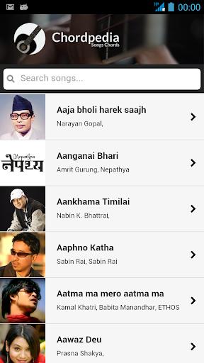 Chordpedia: Nepali Songs Chord APK download | APKPure.co