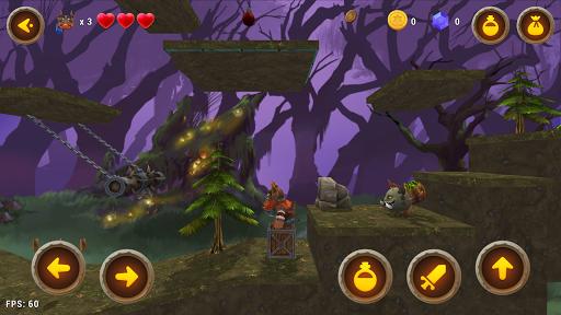 Nine Worlds Adventure - A Viking Saga 1.5.1 screenshots 3