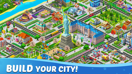 LilyCity: Building metropolis screenshots 2