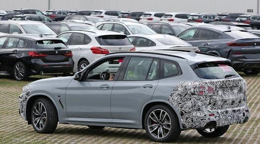 BMW Automotor Costa ya piensa en la renovación del X3 LCI