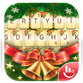 Christmas Jingle Bell Keyboard Theme