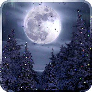 Snowfall Free Live Wallpape