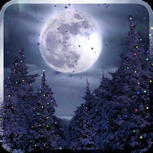 Snowfall Free Live Wallpape