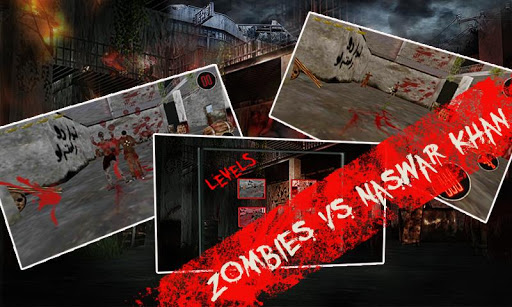 Zombies VS Naswar Khan
