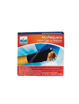 Muñequera Kamex Soporte