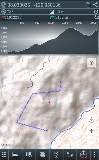 Mgrs & Utm Map Pro  screenshots 4