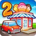 Cartoon City 2:Farm to Town.Build your home,house icon