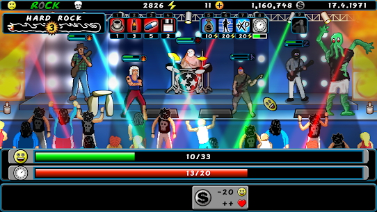 A Story of a Band 1.4.6 MOD for Android 1