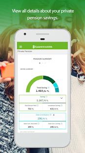 Garanti Emeklilik Mobile - náhled