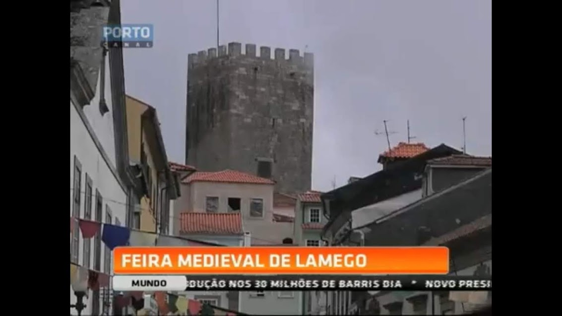 Lamego volta à época medieval durante três dias - Reportagem Porto Canal