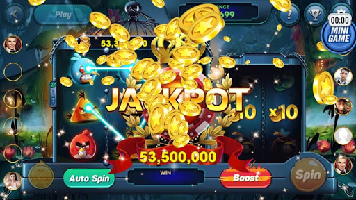 Epic JackPot: Slot Machines - Lucky Racing