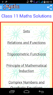class 11 maths solutions apps on google play