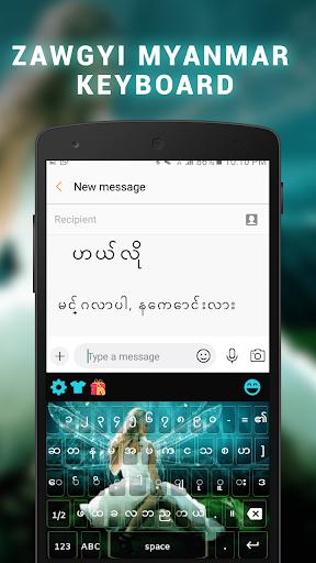 Zawgyi Myanmar keyboard cheat hacks