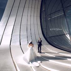 Wedding photographer Kelvin Gasymov (Kelvin). Photo of 12.11.2017
