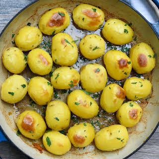Roasted Potatoes With Chicken Broth Recipes.