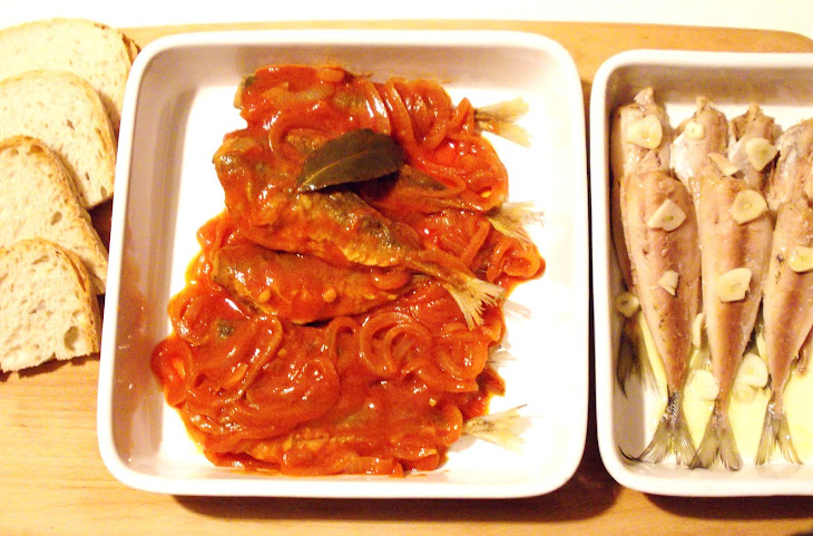 Mackerel in Tomato Sauce and Lemon Mackeral Recipe