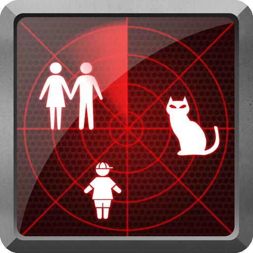 Radar People Simulator