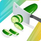 Perfect Food Cutting - ASMR Chop Vegetable, Fruits