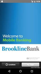 Brookline Bank Mobile Banking- screenshot thumbnail