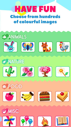 HexaParty - Pixel art coloring book for kids ss2