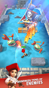 Dashero: Sword & Magic Mod Apk (Free Shopping) 0.0.7 1