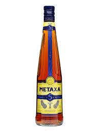 Logo for Metaxa Five Star