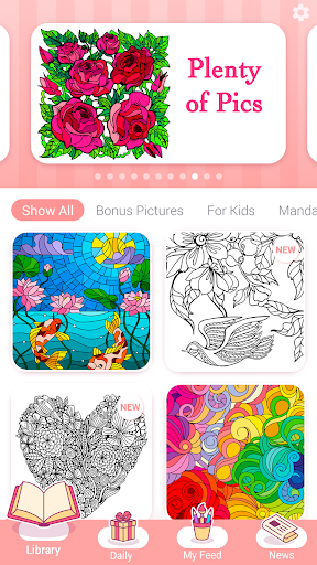 Happy Color – Color by Number - screenshot