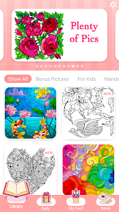 Happy Color – Color by Number Screenshot