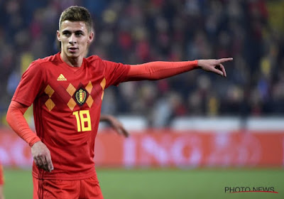 "Thorgan Hazard : ""Le RC Lens m'a appris beaucoup de choses"""
