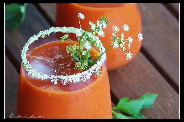 Wasabi Bloody Mary Recipe