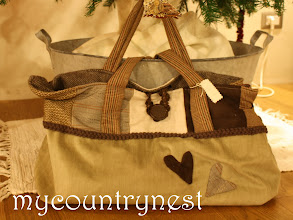 Photo: knot bag beige/marrone