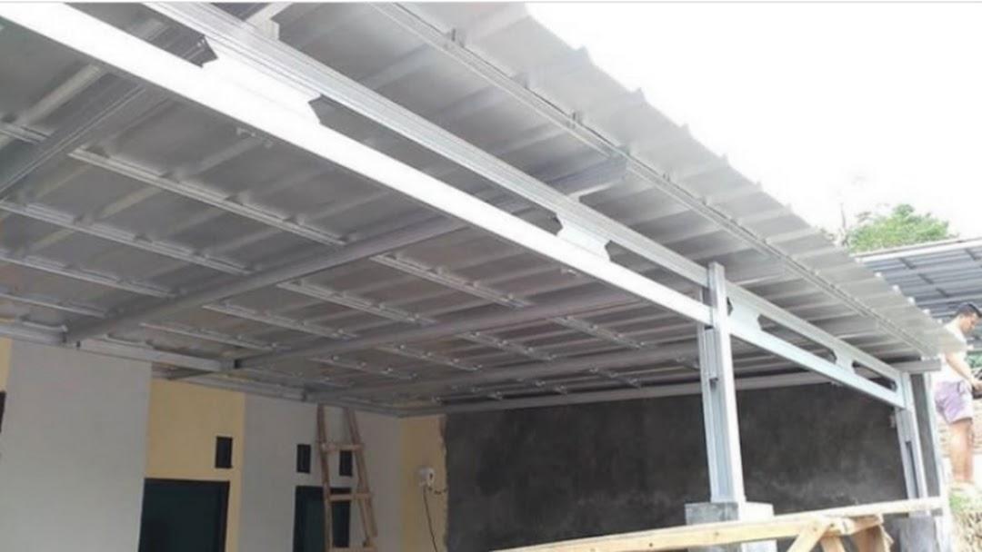 Specialice Pasang Kanopi Dan Plafon Jasa Konstruksi Dan Bangunan