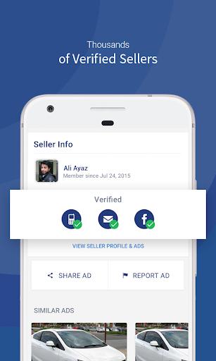 PakWheels: Buy & Sell Cars  screenshots 7
