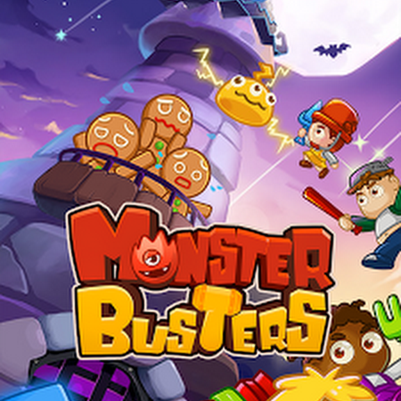 MonsterBusters: Match 3 Puzzle v1.3.33