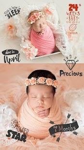 Baby Story Pics Pro - No Ads - náhled