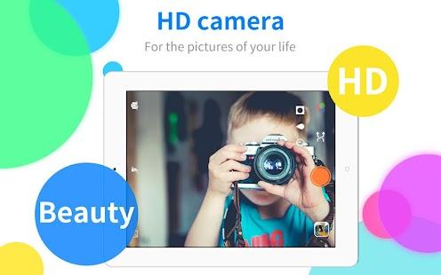 HD Camera Selfie Beauty Camera Screenshot