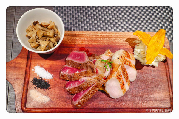osteria-Rossa紅點熟成肉餐廳 ~ 東區乾式熟成牛排❤️約會慶祝來這就對了- 捷運忠孝敦化站