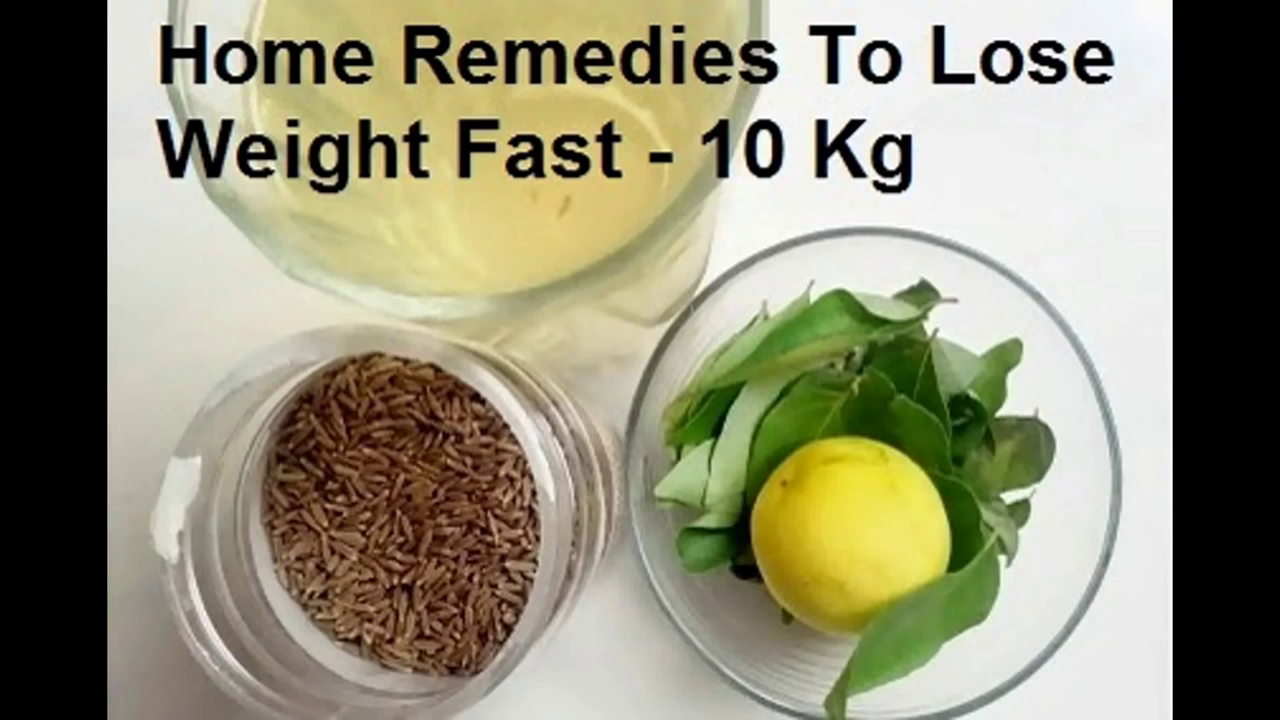 Home Remedies To Lose Weight Screenshot
