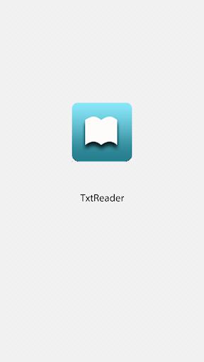 txtReader-Novel reading 2.3 screenshots 1